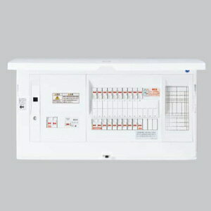 パナソニック AiSEG通信型 �宅分電盤 電気温水器・IH対応 フリースペース付 ブレーカ容�40A リミッタースペース�� 主幹容�75A 《スマートコスモ コンパクト21》 BHNF87263T4