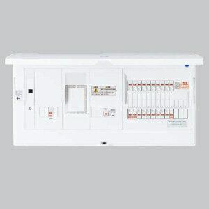 パナソニック AiSEG通信型 住宅分電盤 エコキュート・電気温水器・IH対応 ブレーカ容量30A リミッタースペース付 主幹容量75A 《スマートコスモ コンパクト21》 BHN37303T3