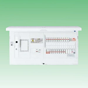 パナソニック AiSEG通信型 HEMS対応住宅分電盤 太陽光発電システム対応 リミッタースペース付 主幹容量75A 回路数24+回路スペース数2 《スマートコスモ コンパクト21》 BHN37242J
