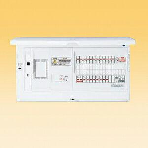 パナソニック AiSEG通信型 �宅分電盤 地震���り�ん�ん�ん �ん�ん機能付 リミッタースペース付 露出・�埋込両用形 回路数28+回路スペース2 《スマートコスモ コンパクト21》 BHN35282ZR