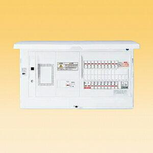 パナソニック AiSEG通信型 住宅分電盤 地震あんしんばん あんしん機能付 リミッタースペース付 露出・半埋込両用形 回路数22+回路スペース1 《スマートコスモ コンパクト21》 BHN37221Z