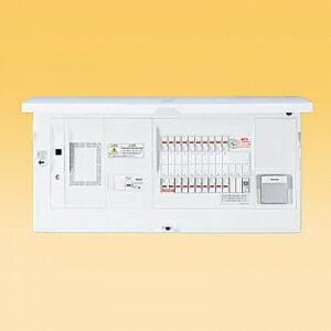 パナソニック AiSEG通信型 住宅分電盤 かみなりあんしんばん あんしん機能・あかり機能付 リミッタースペース付 露出・半埋込両用形 回路数22+回路スペース2 《スマートコスモ コンパクト21》 BHN36222E