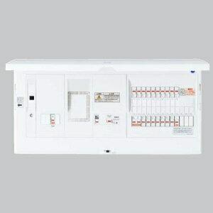 パナソニック EV・PHEV充電回路・エコキュート・IH対応住宅分電盤 AiSEG通信型 ブレーカ容量20A リミッタースペース付 主幹容量75A 《スマートコスモ》 BHN37183T2EV