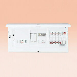 パナソニック AiSEG通信型 HEMS対応�宅分電盤 蓄熱暖房器・エコキュート・電気温水器(エコキュート用・電気温水器用ブレーカ容�30A)・IH対応 リミッタースペース付 回路数14+回路スペース数3 《スマートコスモ コンパクト21》 BHN35143T34