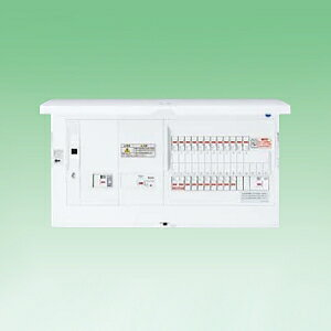 パナソニック AiSEG通信型 HEMS対応住宅分電盤 W発電対応 リミッタースペースなし 主幹容量100A 回路数32+回路スペース数2 《スマートコスモ コンパクト21》 BHN810362GJ