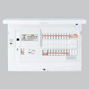 パナソニック AiSEG通信型 住宅分電盤 エコキュート・IH対応 ブレーカ容量20A リミッタースペースなし 主幹容量75A 《スマートコスモ コンパクト21》 BHN87303T2