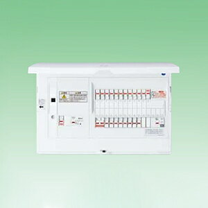 パナソニック AiSEG通信型 HEMS対応住宅分電盤 太陽光発電システム・エコキュート・電気温水器・IH対応 リミッタースペースなし 主幹容量75A 回路数24+回路スペース数2 《スマートコスモ コンパクト21》 BHN87242S3