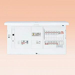 パナソニック AiSEG通信型 HEMS対応住宅分電盤 蓄熱暖房器・エコキュート・電気温水器(エコキュート用・電気温水器用ブレーカ容量30A)・IH対応 リミッタースペースなし 回路数26+回路スペース数3 《スマートコスモ コンパクト21》 BHN85263T35