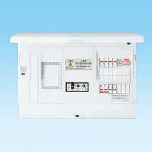 パナソニック レディ型 住宅分電盤 標準タイプ リミッタースペース付 露出・半埋込両用形 回路数6+回路スペース3 《スマートコスモ コンパクト21》 BHS3363