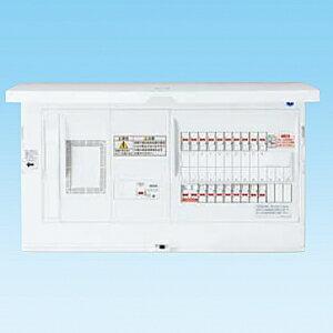 パナソニック レディ型 住宅分電盤 標準タイプ リミッタースペース付 露出・半埋込両用形 回路数18+回路スペース3 《スマートコスモ コンパクト21》 BHS36183