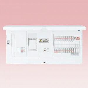 パナソニック レディ型 省エネ(電化)対応 住宅分電盤 電気温水器・IH対応 リミッタースペース付 端子台付1次送りタイプ 主幹容量50A 回路数6+回路スペース数3 《スマートコスモ コンパクト21》 BHS3563T4