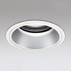 オーデリック LEDダウンライト M形 深型 埋込穴φ150 セラミックメタルハライド100Wクラス 高効率タイプ 拡散配光 連続調光 本体色:オフホワイト 電球色タイプ 3000K XD401111