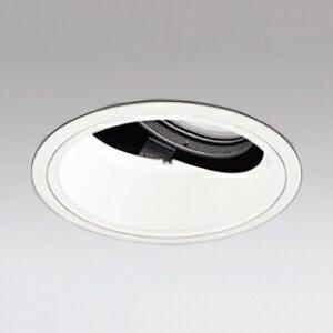 オーデリック LEDユニバーサルダウンライト M形 深型 埋込穴φ150 CDM-T150Wクラス 高彩色タイプ ミディアム配光 連続調光 本体色:オフホワイト 電球色タイプ 3000K XD401225H