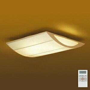 DAIKO LED和風シーリングライト ~12畳 調色・調光タイプ(昼光色~電球色) クイック取付式 リモコン・プルレススイッチ付 DCL-38564