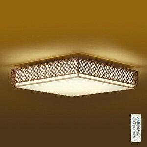 DAIKO LED和風シーリングライト ~10畳 調色・調光タイプ(昼光色~電球色) クイック取付式 リモコン・プルレススイッチ付 DCL-39763