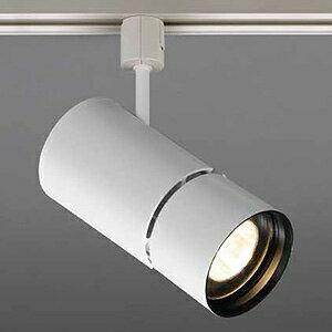山田照明 LED一体型スポットライト ダクトプラグタイプ 調光対応 HID35W相当 白色 配光角度21° 天井・壁付兼用 SD-4433-W