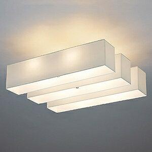 山田照明 LEDランプ交換型シーリングライト ~10畳用 非調光 LED電球7.8W×6 電球色 E26口金 ランプ付 LD-2985-L