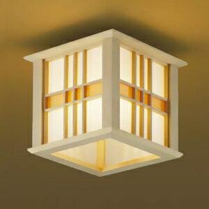 大割引 コイズミ照明 LED和風シーリングライト 直付専用 白熱球60W相当 電球色 口金E26 AH40548L