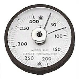 BBKテクノロジーズ 磁石付表面温度計 置針付 マグネット2個付 314-CL
