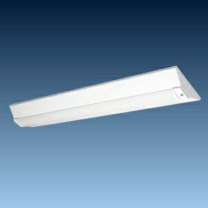 日立 交換形LEDベースライト 《スマートユニット》 防湿・防雨形 逆富士形 幅230mm 3800lmタイプ FLR40形2灯器具相当 昼白色 固定出力形 WGN4B+WGE403NE-N14A