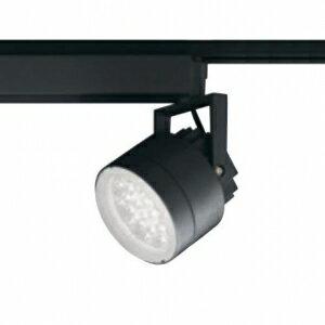 オーデリック LEDスポットライト HID35Wクラス スーパーマーケット向け 総菜・パンタイプ(2700K) 光束1880lm 配光角59° ブラック XS256456