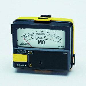 タスコ 絶縁抵抗計 交流電圧測定機能・自動放電機能搭載 TA453G-4
