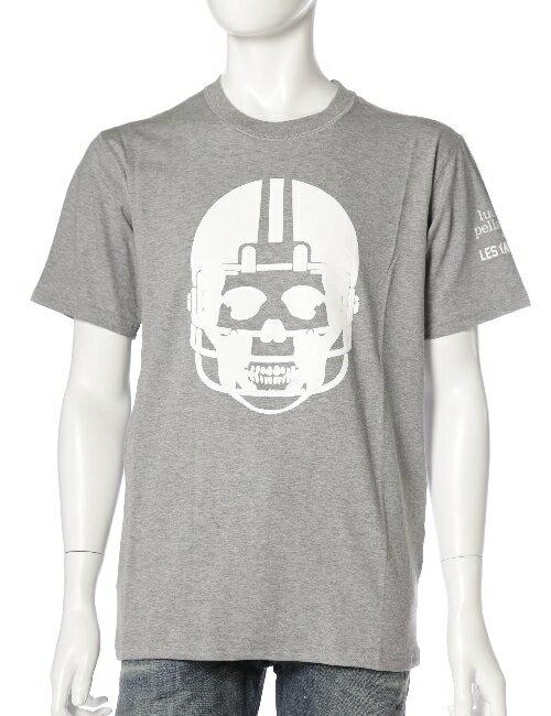 ルシアンペラフィネ lucien pellat-finet ルシアンペラフィネ Tシャツ メンズ EVH1732 グレー 目玉商品 3000円OFF クーポンプレゼント