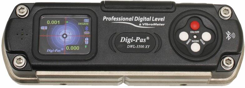 デジタル水準器 DWL-3500XY