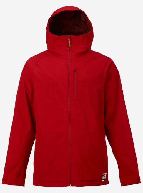 バートン 17モデル メンズ ウェア Burton Hilltop Jacket Process Red スノーボード