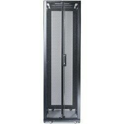 【お取り寄せ】APC(エーピーシー) NetShelter SX 45U 600mm Wide x 1200mm Deep Enclosure with SidesBlack|AR3305