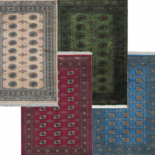 【着後レビューでQUOカードプレゼント】スミノエ/World Carpet Collection 〔PAKISTAN SBH〕76×122cm