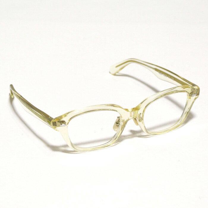 ※送料・代引手数料無料※丹羽雅彦 x GLAD HAND- J-IMMY - GLASSES ORNAMENT -サングラス(眼鏡)カラー:CLEAR