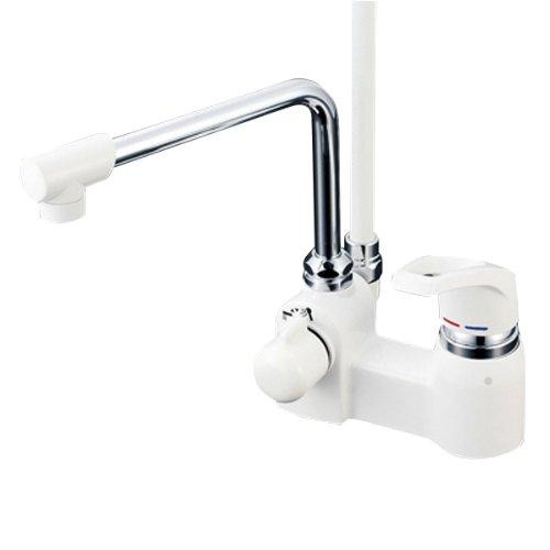 【新品】 KVK シングルレバー式シャワー 【KF6004Z】
