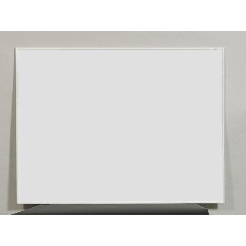 馬印 MRシリーズホーロー壁掛無地ホワイトボード(白)
