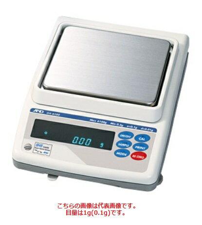 【ポイント5倍】 A&D (エー・アンド・デイ) 汎用電子天びん GX-6000R (検定付き)
