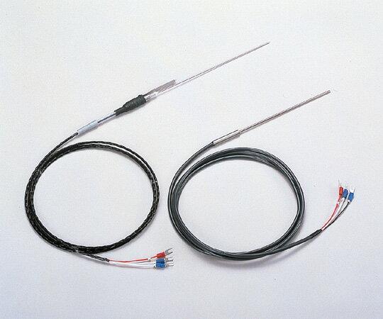 アズワン 測温抵抗体(シース型・テフロン被覆) 1-5721-01 《温度・湿度測定機器》