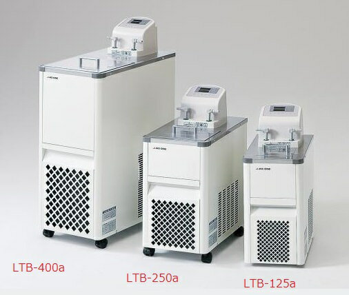 アズワン 低温恒温水槽 LTB-125α (1-5468-51) 《加熱・冷却機器》