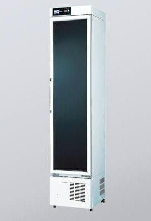 【代引不可】 アズワン 薬用冷蔵ショーケース ESMS-153S (3-1468-03) 《加熱・冷却機器》 【特大・送料別】