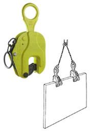 【ポイント10倍】 イーグル・クランプ EK型 鋼板縦つり用クランプ EK-500 (40~60) (51E0R600)