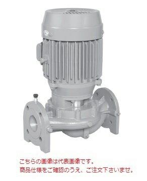【代引不可】 エバラポンプ(荏原製作所) LPD型 ラインポンプ 80LPD55.5E (5.5kw 200V 50HZ)《陸上ポンプ 循環式》 【メーカー直送品】