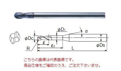 不二越 超硬エンドミル 2GEOR8 (X's ミルジオボール)