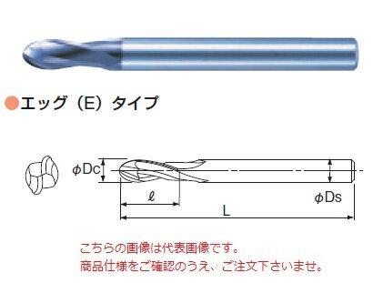 不二越 超硬エンドミル OVM16X32 (オーバルミル エッグ(E)タイプ)