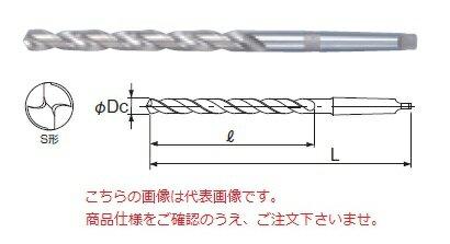不二越 ハイスドリル LTD46.0X625 (テーパシャンクロングドリル)