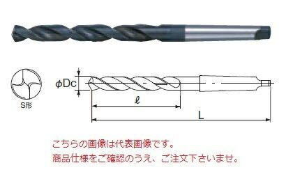 不二越 ハイスドリル TD73.5 (テーパシャンクドリル)