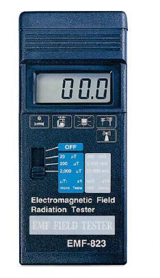 【ポイント10倍】 FUSO (フソー) 電磁波計 EMF-823