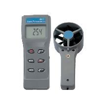 【ポイント5倍】 FUSO (フソー) ベーン式風速風量・温湿度計 FUSO-8911