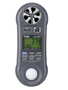 【ポイント10倍】 FUSO (フソー) マルチ環境計測器 LM-8000