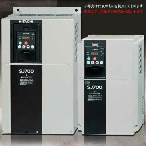 日立産機 インバータ SJ700-007LFF2 (1622-8140) SJ700シリーズ 三相200V級