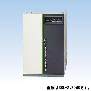 【代引不可】 日立 コンプレッサー SRL-15MA5 オイルフリースクロール圧縮機 【メーカー直送品】