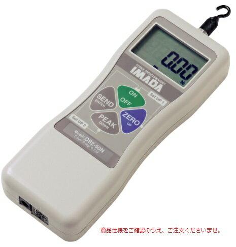 【ポイント10倍】 イマダ デジタルフォースゲージ DS2-50N (普及型)